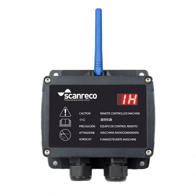 Scanreco G5-R5/10 Receiver