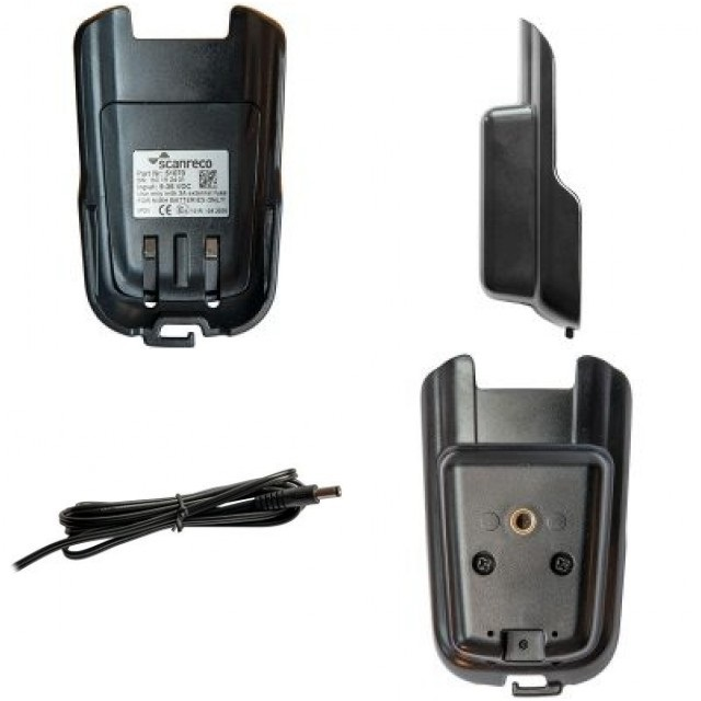 Scanreco Battery Charger (inc Cable) 51070