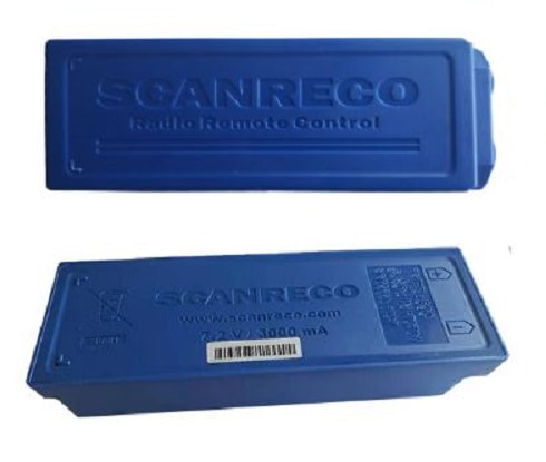 Scanreco Battery Pack 593